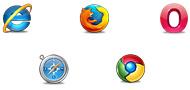 Поддерживаемые браузеры